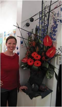 Iris Pich New Princpal of Flowers Design School