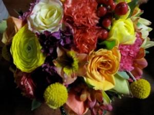 Floristry courses 2015